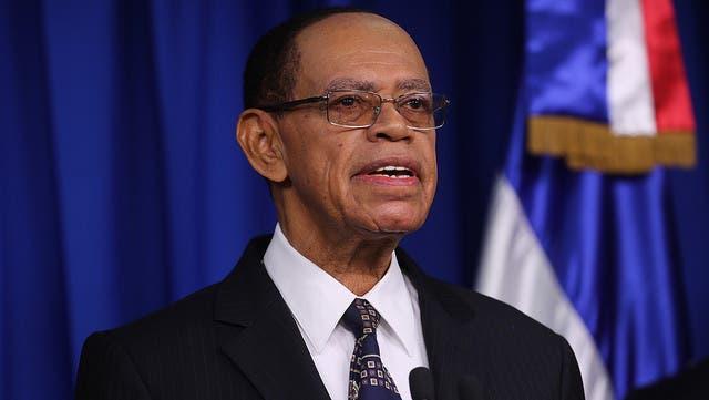 Lidio Cadet defendió la firmeza con que el jefe de Estado a enfrentado los hechos de corrupción.