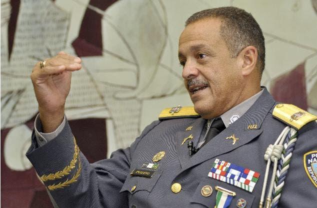 El jefe de la Policía exhorta a la población actuar con comedimiento en fiestas navideñas
