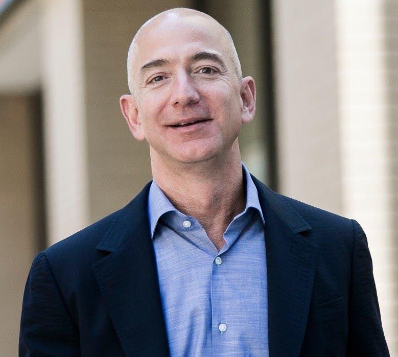Director ejecutivo de Amazon, Jeff Bezos.
