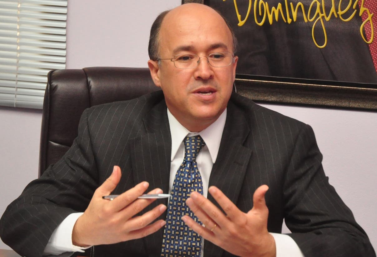 Francisco Domínguez Brito.