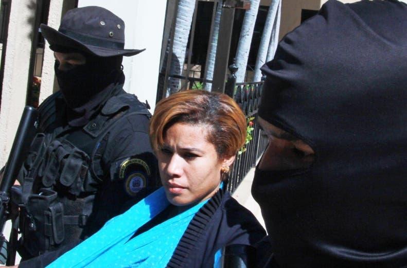 La ex- Jueza Awilda Reyes acusada de corrupcion es investigada por la procuraduria especializda de percecucion administrativa(PEPCA). fOTO: Elieser Tapia