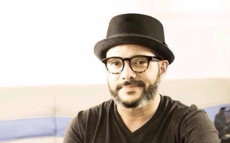 El cantante Pavel Núñez con un nuevo disco.