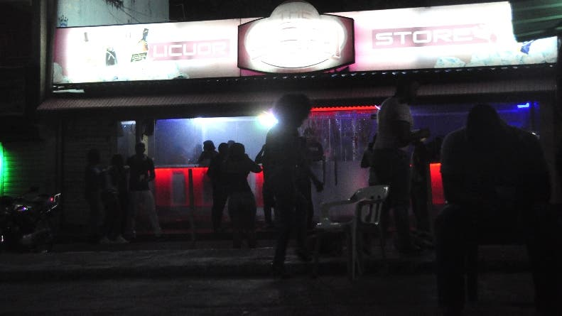 El Pais/ En la  Sector de Sabana Perdida se observa persona en los DRINK, Hoy/ Fuente Externa,5-1-2014