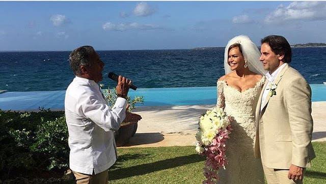 Georgina Duluc se casa con el entrenador puertorriqueño Marcos Irizarry