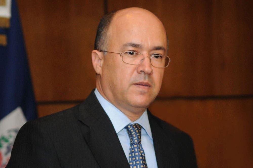 El procurador Francisco Dominguez Brito