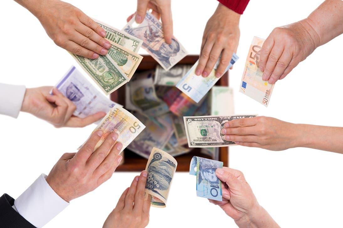 Financiamiento público a partidos-DINERO