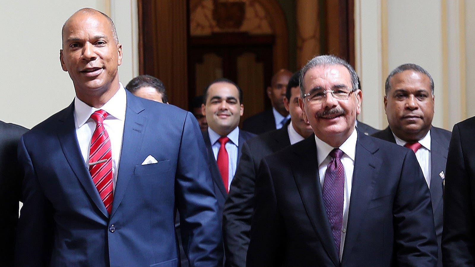 Danilo Medina felicita a Leones del Escogido, campeones del béisbol dominicano