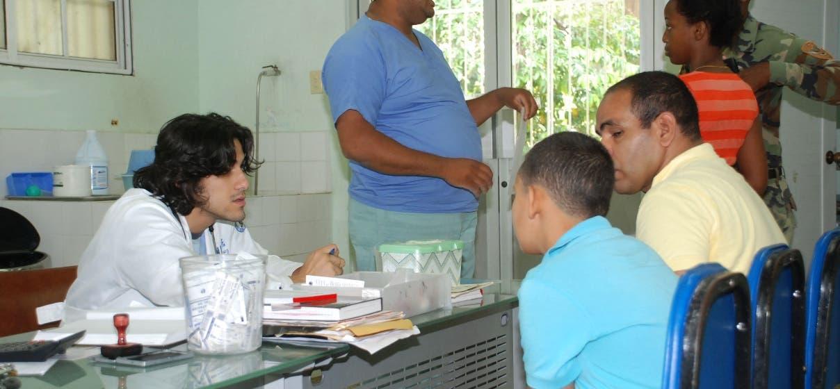 País/Recorrido por los Hospitales de la Capital De Santo Domingo. Hoy/ Fotos Josué Grullón