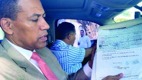 Guido deposita en la JCE recurso oposición para entrega fondos PRD