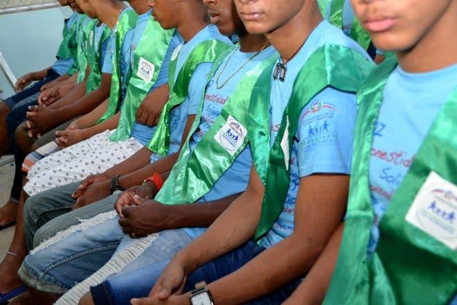 19-02-2016. Graducacion CCPP ManoGuayabo Ciudad del Niño. Angel Gonzalez.