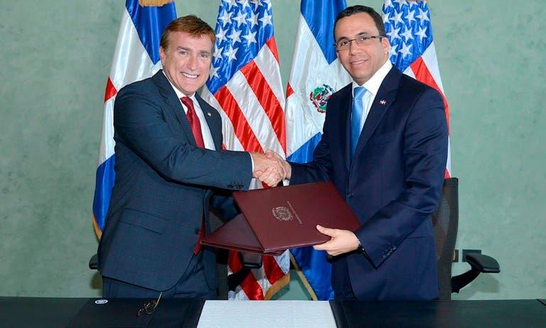 EEUU incrementa cooperación a RD para fortalecer lucha contra narco