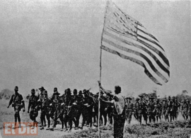 Invasión norteamericana 1916