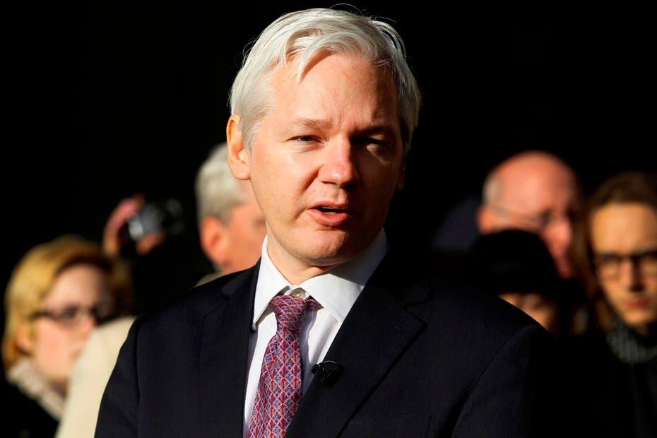 EUR GEN Wikileaks Assange