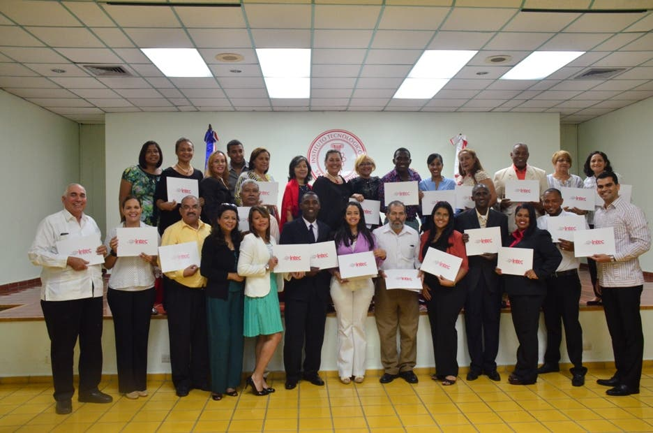 Particpantes en los diplomados