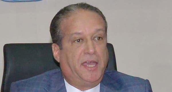 Reinaldo Pared Pérez, secretario general del PLD..