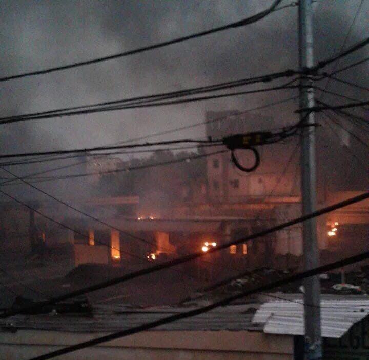 Al menos 40 heridos y varios desaparecidos al explotar planta de gas en Los Ríos