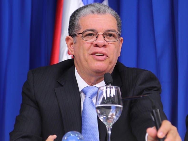 Carlos Amarante Baret, ministro de Interior y Policía.