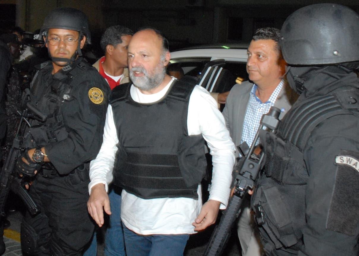 Dictan 3 meses de prisión preventiva a francés Christophe Naudin