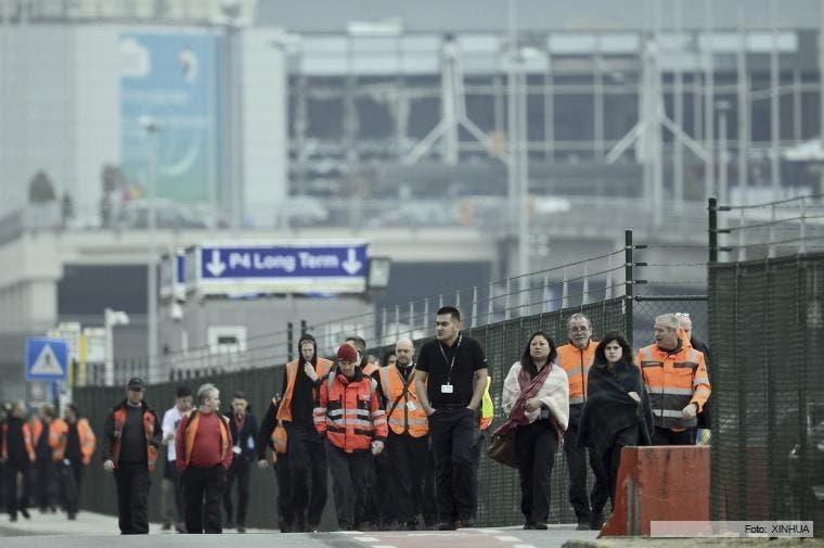 Embajador dice al menos cuatro dominicanos resultaron heridos en Bélgica