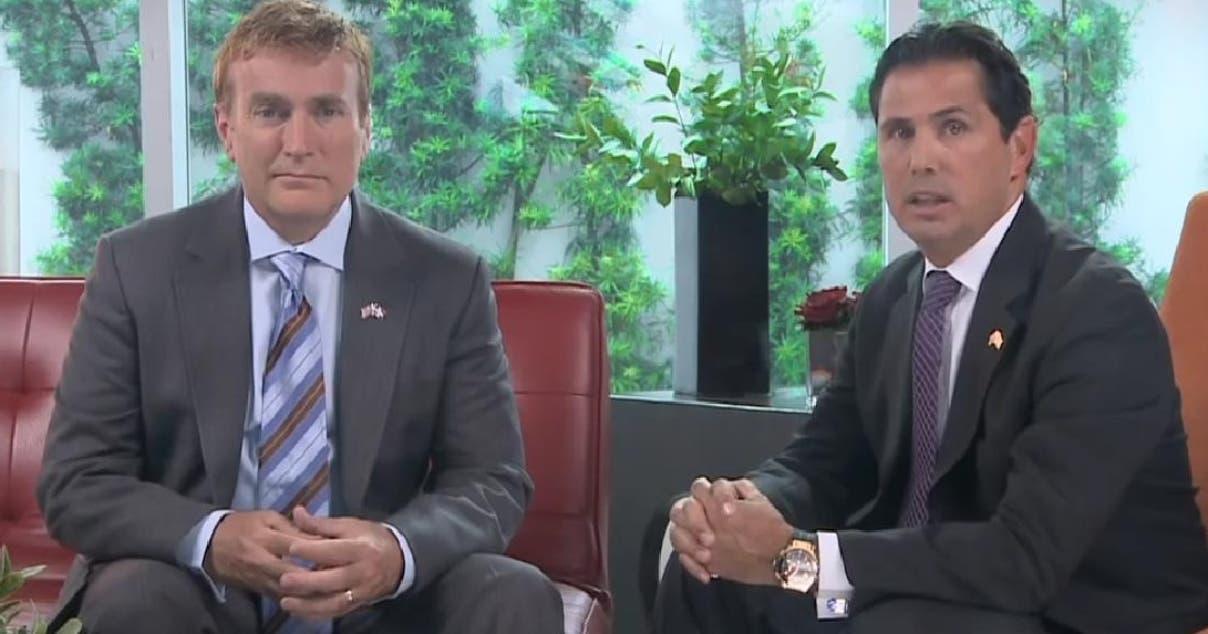 Gestión del embajador EEUU en el  país cargada de controversias