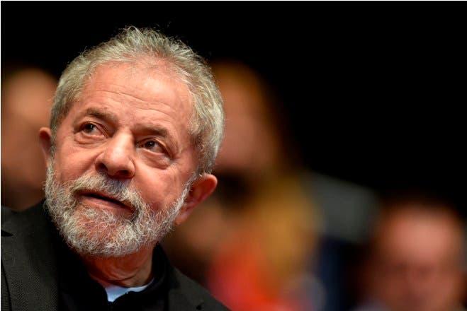 Inacio Lula da Silva, expresidente de Brasil.