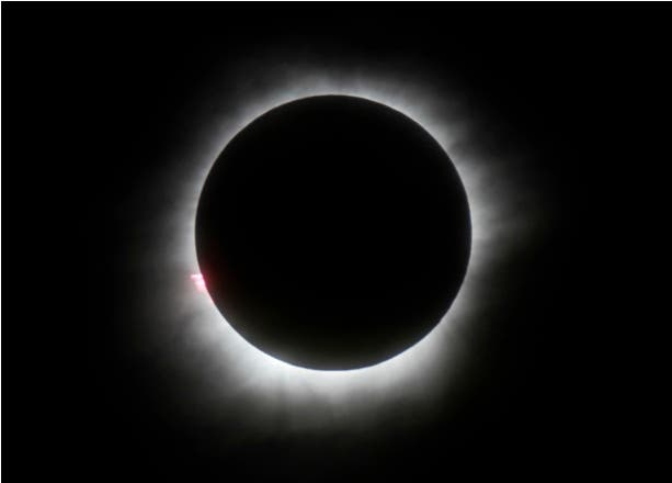 Indonesia Total Solar Eclipse