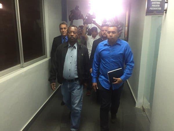 Fiscalía: Blas Peralta trató de cambiar el cañón del arma homicida