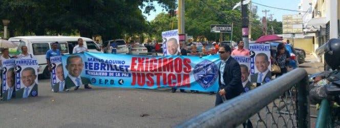 Rector y académicos de la UASD piden pena máxima contra Blas Peralta