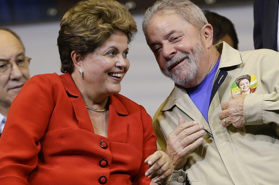 Dilma Rousseff, Luiz Ignacio Lula da Silva