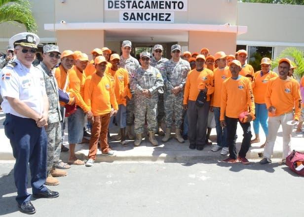 Armada remodela destacamento Sánchez