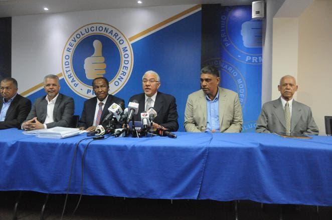 PRM condena «atropello y persecución política» contra su candidato a senador San Cristóbal