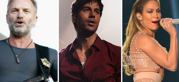 Enrique Iglesias, Jennifer López y Sting cantan en una millonaria boda rusa