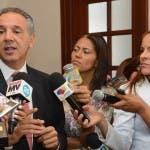 José Ramón Peralta dijo que siguen  firmes en la verdad.