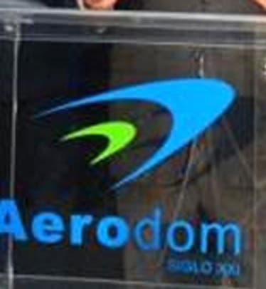 Aerodom. Fuente externa
