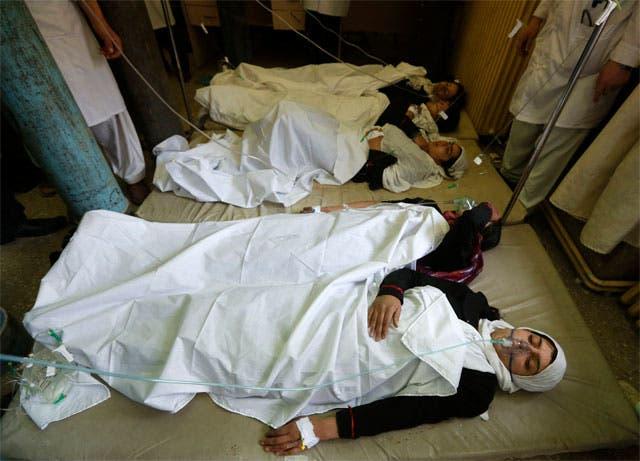 Envenenan-a-al-menos-70-ninas-en-Afganistan-afuera-de-una-escuela