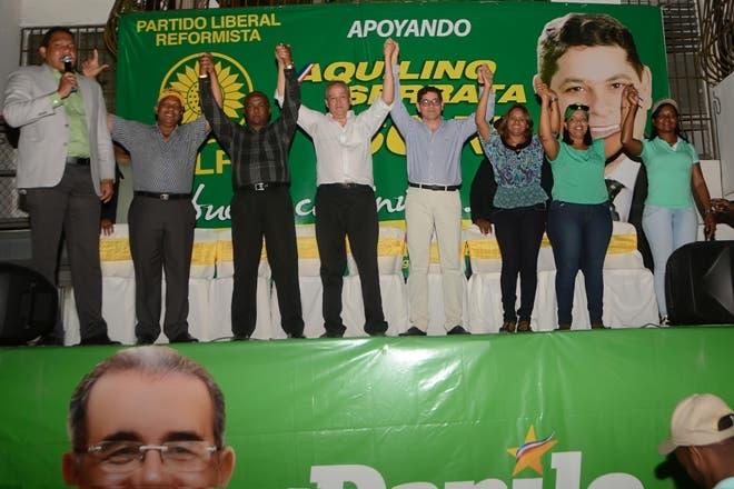PLR proclama candidatos a cargos electivos para las próximas elecciones