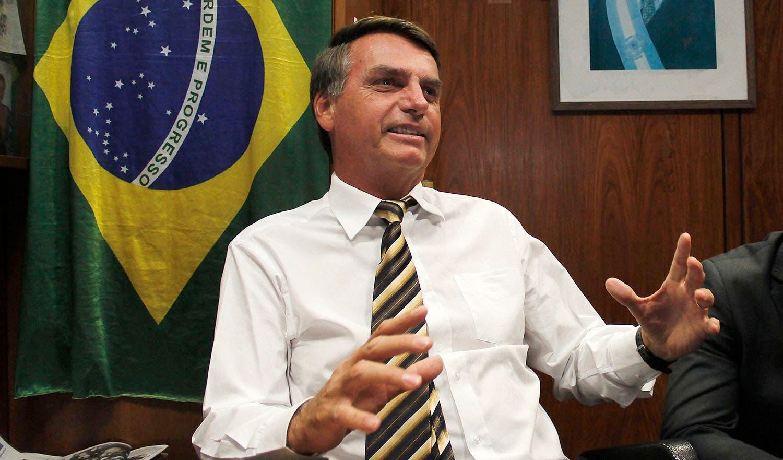 Bolsonaro espera completar su gabinete ministerial la próxima semana