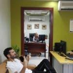 Karim y Nicole