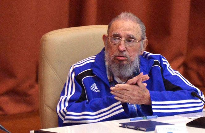 """Fidel Castro: """"A todos nos llegará nuestro turno, pero quedarán las ideas»"""