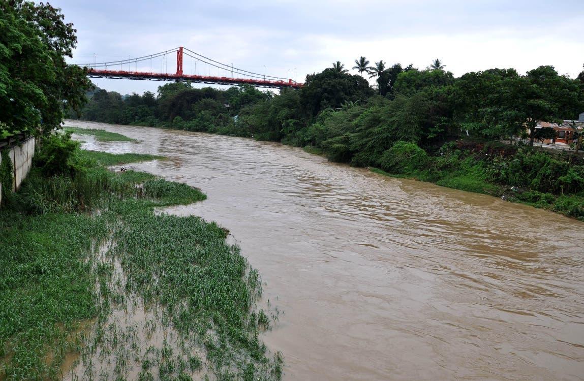 Río Yaque del Norte.