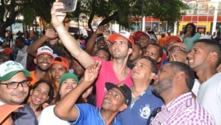 karim Selfie
