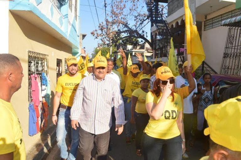 Candidato acusa a Roberto Salcedo de carecer de planificación proyectos
