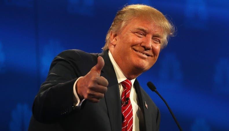 Trump Republican Presidential Candidates Hold Third Debate In Colorado