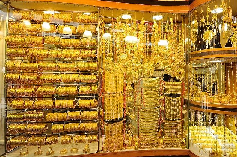 Dubai  va por oro a  Mónaco