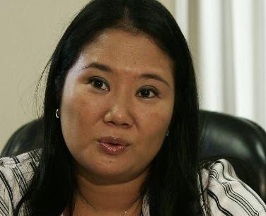 Keiko Fujimori,