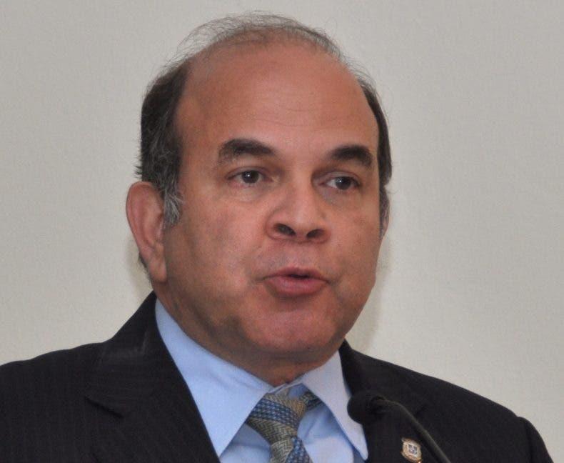 Pelegrín Castillo, vicepresidente de FNP.