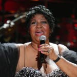 NEW YORK - JULY 18:  Aretha Franklin performs during the Mandela Day: A 46664 Celebration Concert at Radio City Music Hall on July 18, 2009 in New York City.  (Photo by Michael Loccisano/Getty Images)