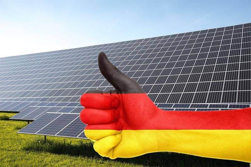 Energía fotovoltaíca-Alemania