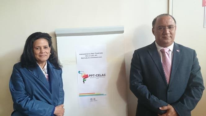 CARIBE aura Faxas y Omar Ramírez en la UNESCO