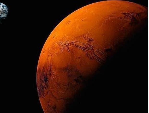 El planeta Marte se ubica en punto más cercano a la Tierra en más de diez años